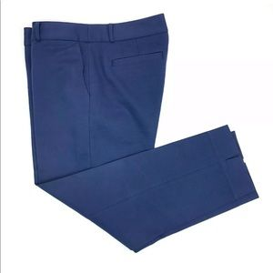 Kate Spade Live Colorfully Navy Ankle Pants G3